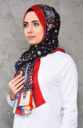 شال أحمر 501-102