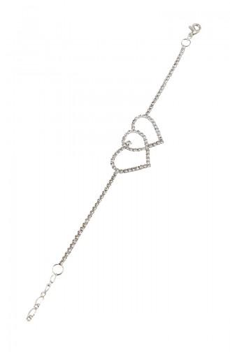 Bracelets Cristal Argent 08-0401-48-10-01 Argent 08-0401-48-10-01