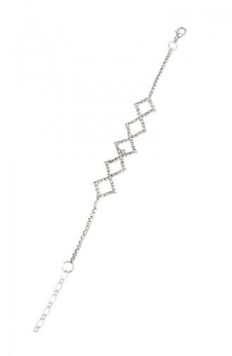 Bracelets Cristal Argent 08-0404-48-10-01 Argent 08-0404-48-10-01