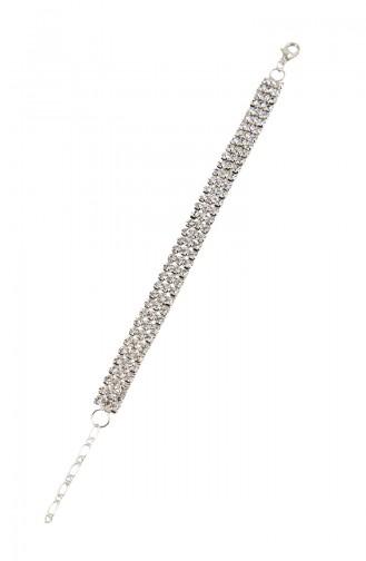 Bracelet Cristal Argent 08-0408-48-10-01 Argent 08-0408-48-10-01