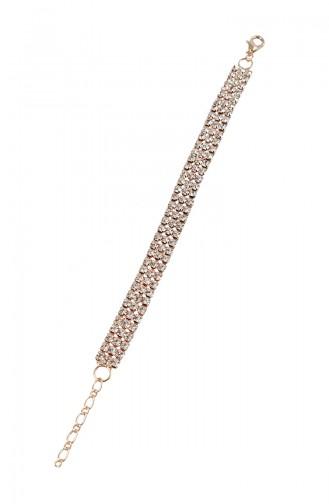 Rosa Haut Armband 08-0408-48-23-01