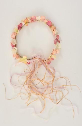 Cream Bridal Hair Accessories 24