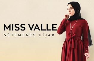 Miss Valle Vêtements Hijab