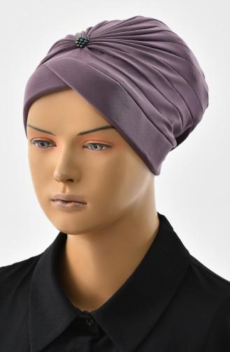 Pearl Practical Turban 1007-18 Dark Dried Rose 1007-18