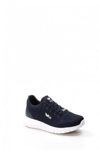 Fast Step Spor Ayakkabı 572Za2253 Lacivert Beyaz Triko 572ZA2253-16781804