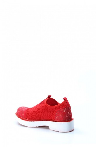 Red Casual Shoes 792ZA684-16781879