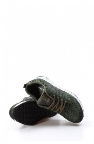 Fast Step Sport Shoes 865Za5000 Khaki 865ZA5000-16777277