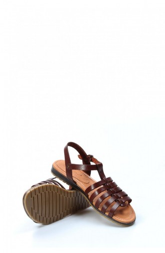 Brown Casual Shoes 408ZA1441-16777532