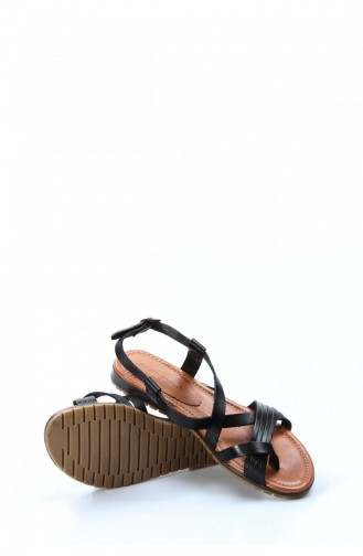 Black Casual Shoes 408ZA3027-16777229