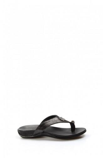 Black Casual Shoes 407ZA770-16781863