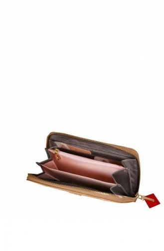 Matmazel Nile Wallet 191Sh409T Copper 191SH409T-Bakır-48