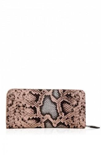 Matmazel Nile Wallet 191Sh411T Pink 191SH411T-Pembe-08