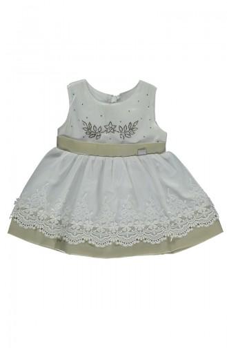 Bebetto Dokuma Elbise K2143-01 Gold 2143-01