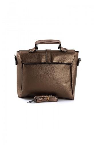 حقيبة كتف نحاس 10557BA