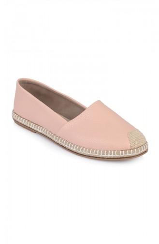 Powder Woman Flat Shoe 7702-2