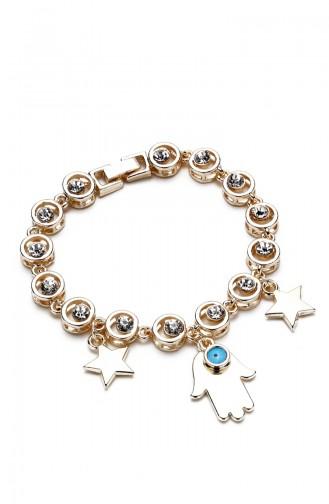 Golden Yellow Bracelet 9491