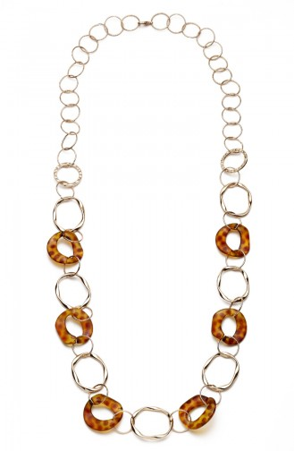 Golden Yellow Necklace 8095