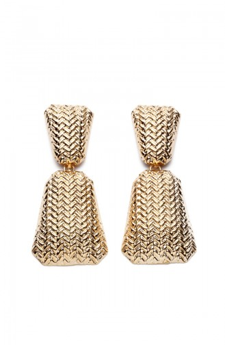 Golden Yellow Earring 7459