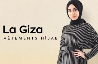 La Giza Vêtements Hijab