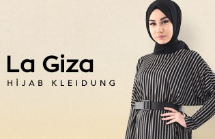 La Giza Tesettür Giyim