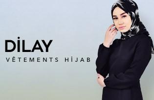 Dilay Moda Vêtements Hijab