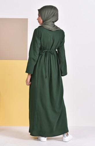 Emerald Dress 0400-01
