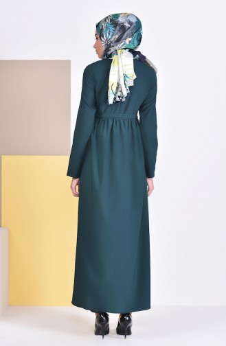 Emerald Abaya 1046-01