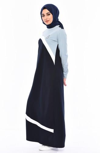 Sports Dress 9032-06 Navy 9032-06