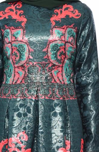 Emerald İslamitische Jurk 7569-01
