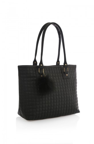 Black Shoulder Bag 09Z-06