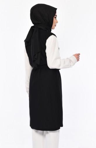 Black Vest 9016-01