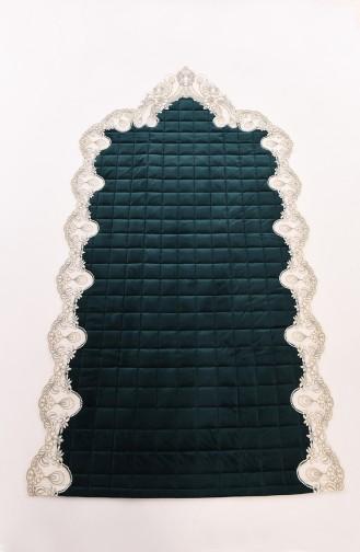 Oil Blue Praying Carpet 1001-01K