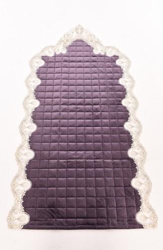 Dark Lilac Praying Carpet 1001-02