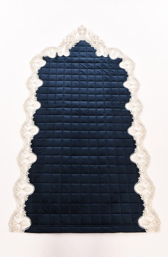 Navy Blue Praying Carpet 1001-05