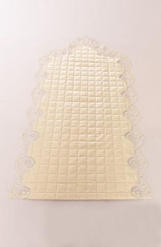 Ecru Praying Carpet 1001-06