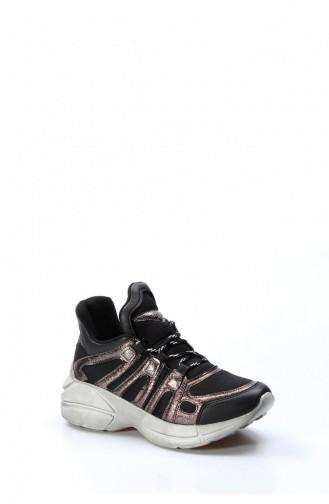 Black Sport Shoes 001ZAZ-142-16778468