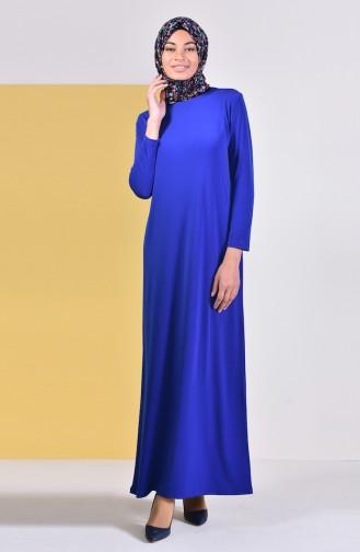 Robe Sandy 1998-02 Bleu Roi Foncé 1998-02