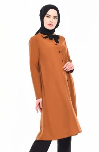 Dark Tan Tunic 1182-11