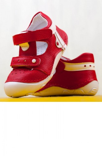 Red Kids Shoes 19İYÖZP0002162