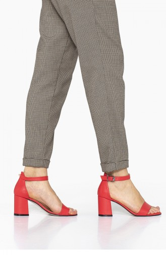 Red Heeled Shoes 2086