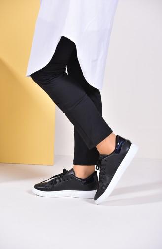 Black Sport Shoes 2019-12