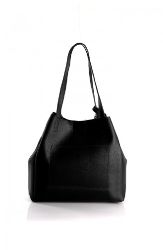 Women´s Shoulder Bag TS195SI Black 195SI