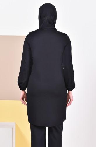 Tunique Noir 50514-01