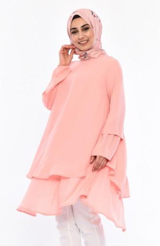 3194e26c563c4 Salaş Tunik Modelleri ve Fiyatları - Tesettür Giyim - Sefamerve