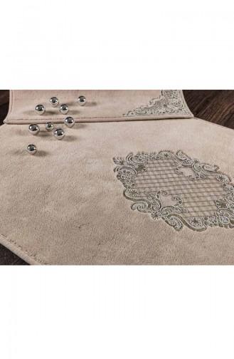 Cream Home Textile 16518