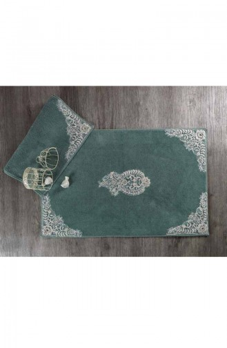 Textile de Maison Vert 16538