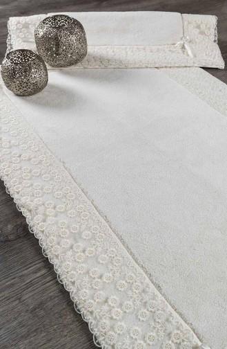Cream Home Textile 16580