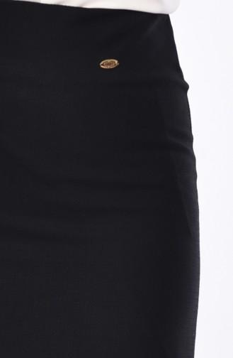 Pencil Skirt 4105-05 Navy 4105-05