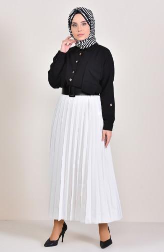 iLMEK Pleated Skirt 5224-05 Tile 5224-05