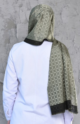 شال كاكي 90575-07